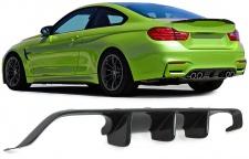 Echt Carbon Einsatz Heck Stoßstange Diffusor für BMW 3ER M3 F80 4er M4 F82 F83