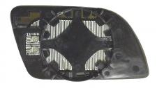 Spiegelglas beheizbar links für VW Polo 9N 01-05