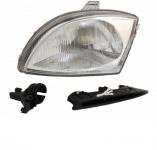 H4 Scheinwerfer links TYC für FIAT Seicento 98-10