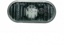 Seitenblinker schwarz smoke re=li TYC für Renault Twingo 00-07