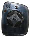 Spiegelglas links für PEUGEOT Bipper 08-