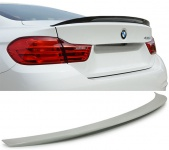 Heck Spoiler Lippe Performance für BMW 4er F32 Coupe ab 13