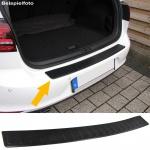 Ladekanten Stoßstangenschutz Abdeckung schwarz für Dacia Duster ab 10
