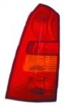 Rückleuchte / Heckleuchte rechts TYC für Ford Focus I Kombi 98-04