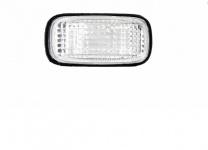 Seitenblinker weiß re=li TYC für Nissan Almera I 95-00