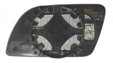 Spiegelglas beheizbar rechts für VW Polo 9N 01-05