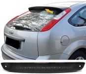 Klarglas LED 3. Bremsleuchte schwarz für Ford Focus ab 04