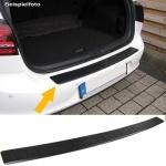 LADEKANTENSCHUTZ STOßSTANGENSCHUTZ ABDECKUNG SCHWARZ - BMW X3 F25 Facelift ab 14