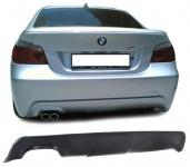 Heck Diffusor Einsatz für M5 Stoßstange BMW 5er E60 Limousine 03-10