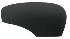 Spiegelkappe schwarz rechts für Renault Clio IV 12-