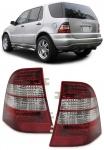 LED Rückleuchten rot klar für Mercedes ML W163 98-05