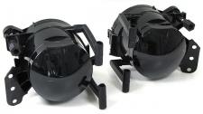 Klarglas Nebelscheinwerfer für M Stoßstange schwarz smoke für BMW X3 E83 04-06