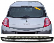 Klarglas LED 3. Bremsleuchte chrom für Renault Megane Scenic ab 03