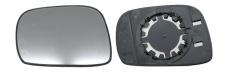 Spiegelglas links für Opel Agila H00 00-07