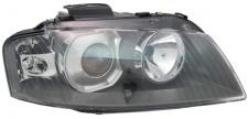 H7 / D2S Scheinwerfer rechts TYC für Audi A3 8P 03-05