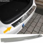 Ladekantenschutz Stoßstangenschutz Edelstahl für FIAT Fiorino 225 ab 07