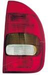 Rückleuchte / Heckleuchte rechts TYC für Opel Corsa B 93-00