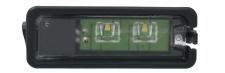 LED KENNZEICHENLEUCHTE TYC FÜR VW Amarok Beetle 5C Golf 6 7 Passat 3G 365 CC