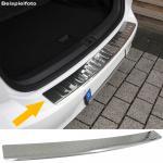 LADEKANTENSCHUTZ STOßSTANGENSCHUTZ ABDECKUNG EDELSTAHL FÜR BMW X3 F25 Facelift