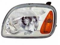 H4 Scheinwerfer links TYC für Nissan Micra K11 00-03