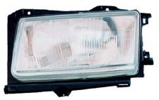 H4 Scheinwerfer links TYC für Peugeot Expert 95-03