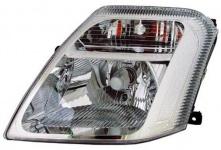 H4 Scheinwerfer links TYC für Citroen C2 03-