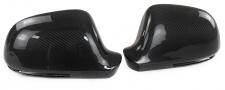 Carbon Spiegelkappen zum Austausch für Audi A3 8P A4 B8 8K A5 8T A6 4F B8 Q3 8U