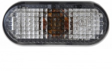 Seitenblinker schwarz smoke re=li TYC für Ford Galaxy 95-00