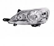 H4 Scheinwerfer links TYC für Peugeot Expert VF3 07-