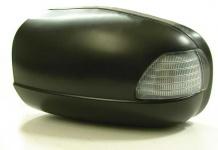 Spiegelkappe mit Blinker - links für Mercedes W210 99-02