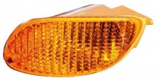 Blinker orange links TYC für Ford Focus I 98-01