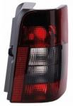 Rückleuchte / Heckleuchte rot smoke rechts TYC für Citroen Berlingo M / MF 96-05