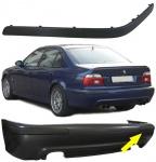 Stoßleiste rechts ohne PDC passend für BMW E39 Limo 95-03 Sport Heck Stoßstange