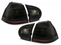 LED Rückleuchten schwarz smoke für VW Golf 5 V 03-08