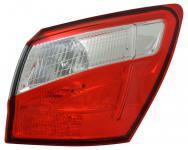 Rückleuchte Aussen Rechts für Nissan Qashqai J10 10-13