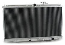 Aluminium Perfomance Wasser Kühler für Honda Prelude 97-01