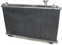 Aluminium Wasser Kühler für Nissan 350Z Z33 02-09