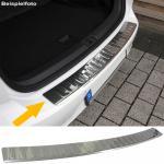 LADEKANTENSCHUTZ STOßSTANGENSCHUTZ EDELSTAHL FÜR BMW X1 E84 Facelift ab 12