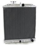 Alu Wasser Kühler für Honda Civic 92-00