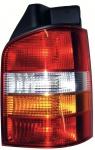 RÜCKLEUCHTE RECHTS - HECKKLAPPE FÜR VW T5 Bus + Transporter 03-09