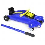 PKW KFZ Auto Rangierwagenheber Wagenheber Pannenhilfe bis 2T blau 135MM-320MM