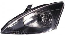 H4 Scheinwerfer schwarz links TYC für Ford Focus I 98-01