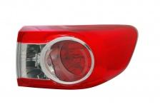 Rückleuchte Aussen rechts für Toyota Corolla 10-13
