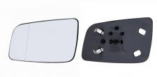 Spiegelglas links für OPEL Astra G 98-05