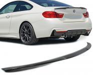 CARBON PERFORMANCE HECKSPOILER SPOILERLIPPE FÜR BMW 4ER Coupe F32 ab13