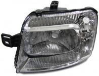 H4 Scheinwerfer links für FIAT Panda 03-09