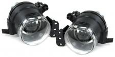 Projektor Nebelscheinwerfer chrom Set chrom für BMW 6er E63 E64 03-10