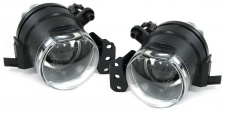 Projektor Nebelscheinwerfer Set passt für BMW X3 E83 04-06 M-Technik Stoßstange