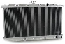 Alu Wasser Kühler für Honda CRX 88-91