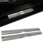 Einstiegsleisten Schutz Edelstahl Exclusive für BMW 3ER E46 Coupe 99-07